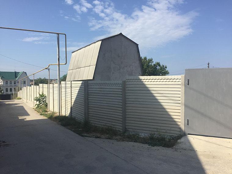 Еврозаборы в Крыму - Забор Сервис